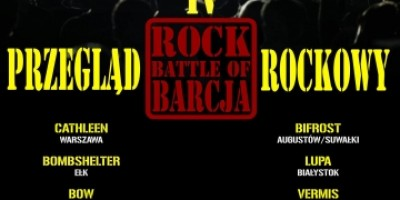 IV Rock Battle of Barcja